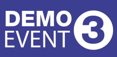 logo - Demo Event 3